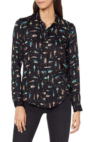 Camisa DOLORES PROMESAS Estampada Multicolor 108093