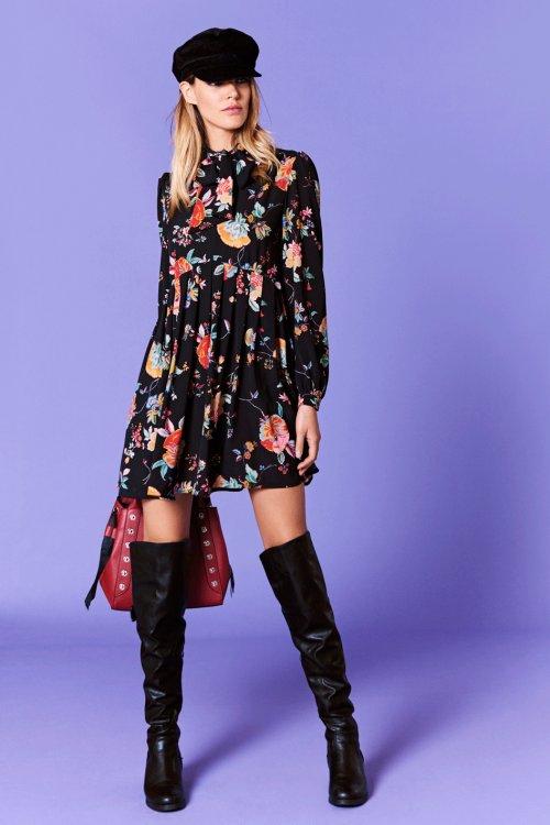 Vestido DENNY ROSE Imperio Floral 921DD10030