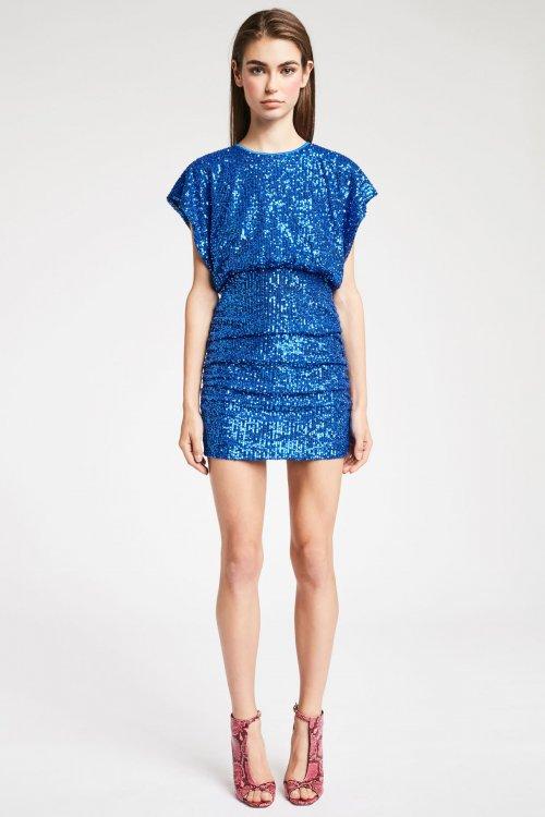 Vestido DENNY ROSE Mini Paillettes 921DD10034