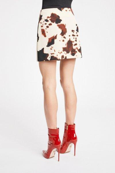 Mini Falda DENNY ROSE Pareo Manchas 921DD70006