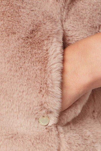 Chaqueta RINASCIMENTO Furry Rosa CFC0094169003