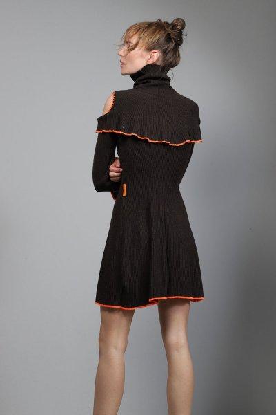 Vestido GUTS & LOVE KNIT DRESS V-19-0-019
