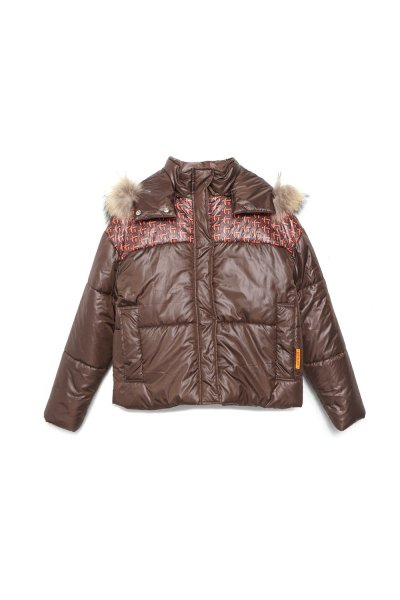 Plumífero GUTS & LOVE Short Padded Jacket M-19-5-005