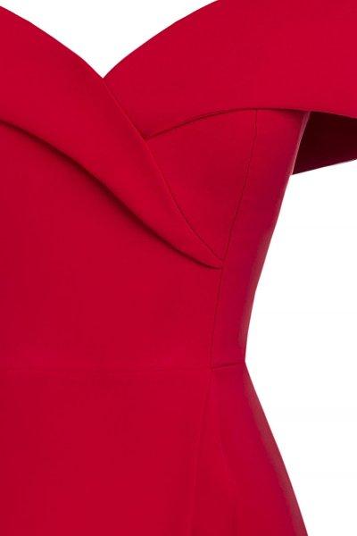 Vestido RINASCIMENTO Midi Volante CFC0016876002