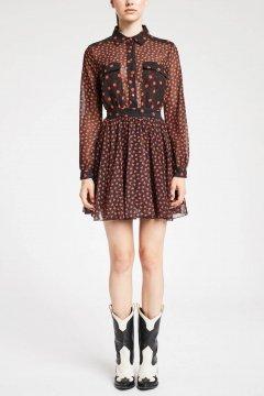 Vestido DENNY ROSE Estampado 921DD10015