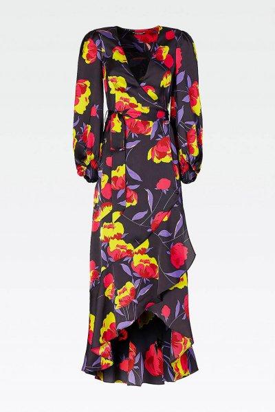 Vestido GUESS Largo Estampado Floral 94G7777099Z