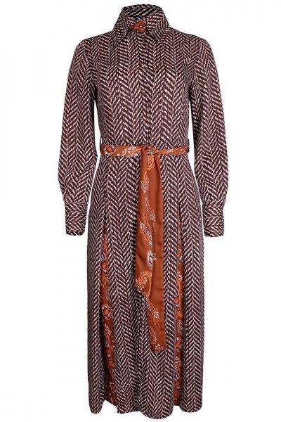 Vestido SAHOCO De Pliegues SH1903533V