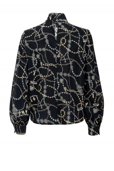 Camisa PINKO Estampado Cadenas 1B14717737