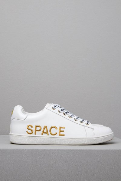 Sneaker SPACE FLAMINGO Oro SF_E012