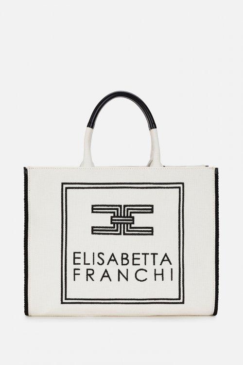 Bolso ELISABETTA FRANCHI Canvas BS02A01E2