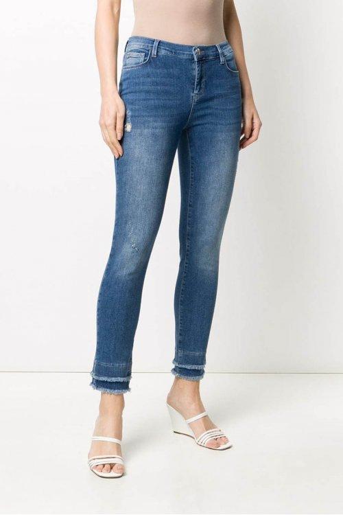 Jeans TWINSET Desflecados 201MP227B