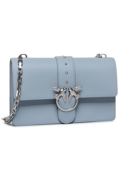Bolso PINKO Love Classic Simply Light Blue 1P21LY Y65Z