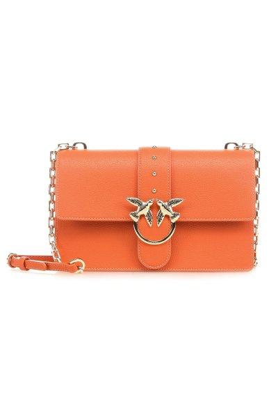 Bolso PINKO Love Classic Simply Orange 1P21LY Y65Z