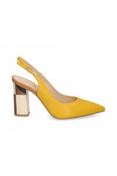 Zapato LODI Mostaza SOREA-GE