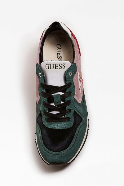 Sneakers GUESS New Glorym Brown FM8NWGSUE12