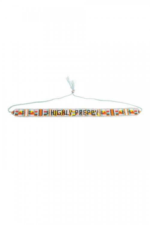 Chocker HIGHLY PREPPY Beads C456