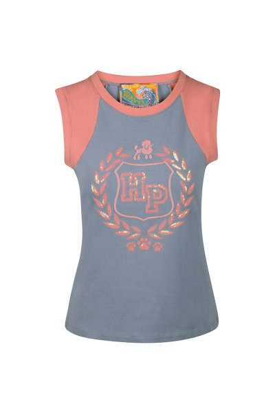 Camiseta HIGHLY PREPPY Orla Gris 9721