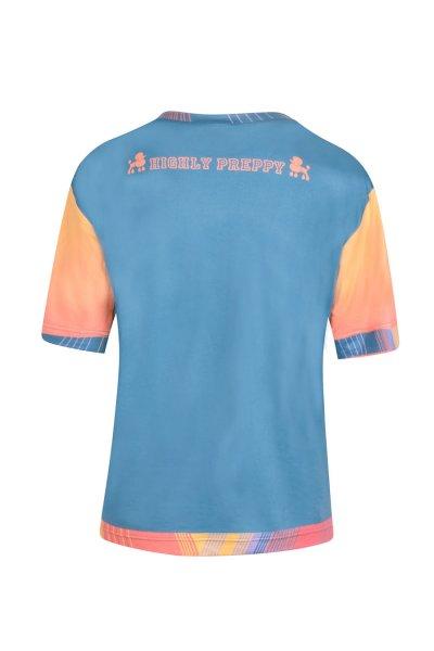 Camiseta HIGHLY PREPPY Etiqueta 9742