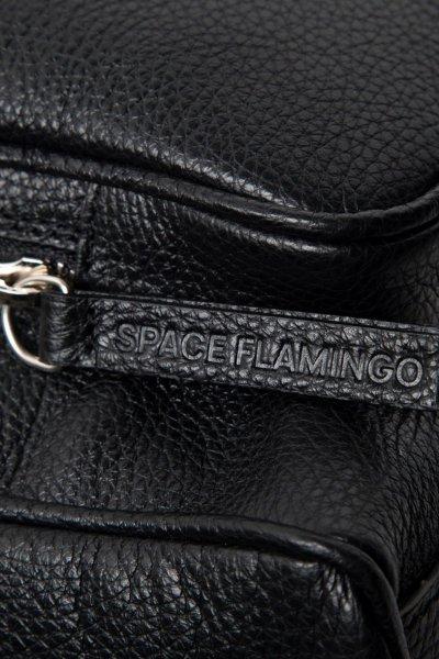 Mochila SPACE FLAMINGO Essential Black SF_E019