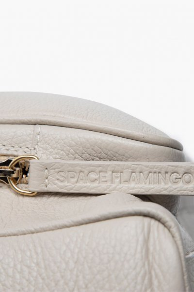 Mochila SPACE FLAMINGO Essential Beige SF_E020