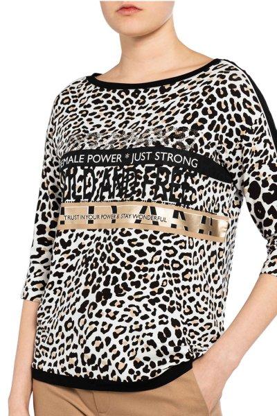Camiseta MONARI Animal Print 405309