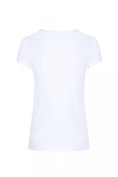 Camiseta LA CONDESA Busto Blanco