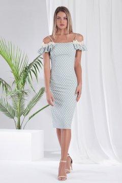 Vestido CASTING Corto Lunares 1001.3