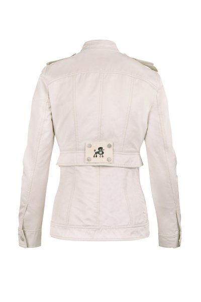 Chaqueta HIGHLY PREPPY Gabardina Arena 2314