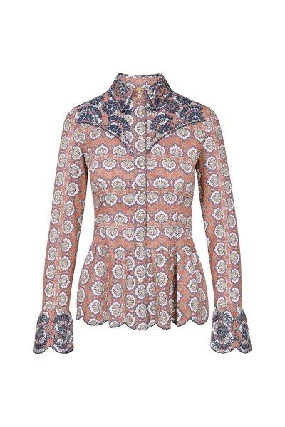 Camisa HIGHLY PREPPY Estampada Bordado 9732