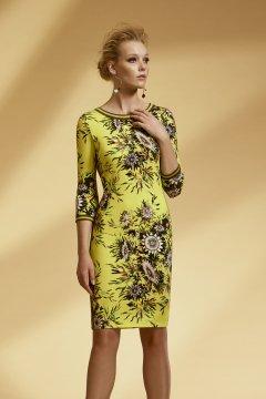 Vestido ARGGIDO Corto Básico Estampado 43517