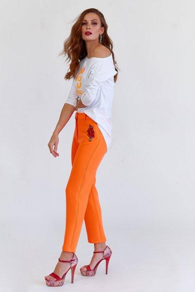 Pantalón MANGATA Naranja 2001-0110-092