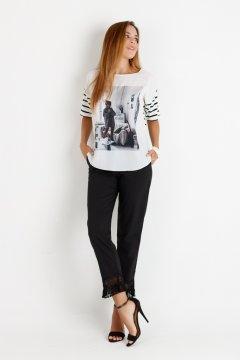 Camiseta YHOCOS Estampado Chica Salón P20803
