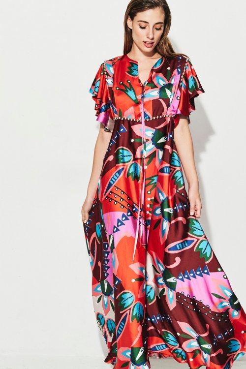 Vestido TETE BY ODETTE Sevilla Long