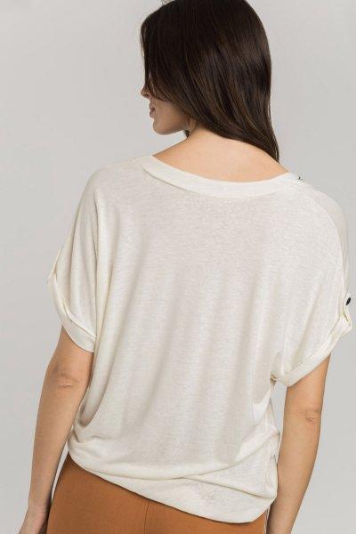 Camiseta ALBA CONDE Ligera Crudo 2817-501-20