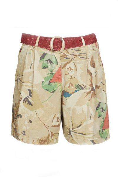 Shorts DESIGUAL Estampado 20SWPN18