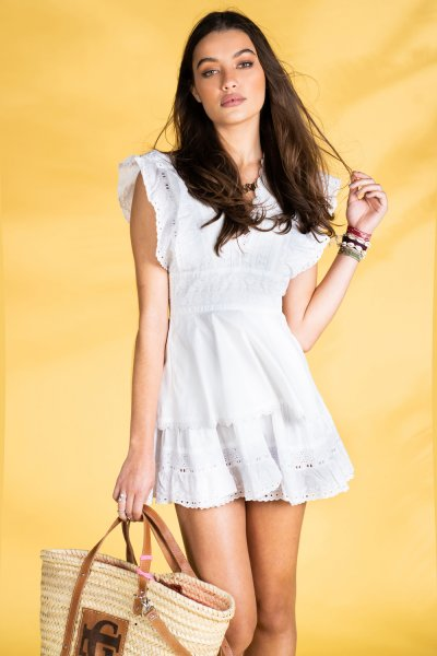 Vestido GUTS & LOVE A Summer Fable V-20-0-029