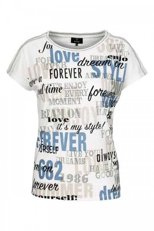 Camiseta MONARI Mensajes 405359