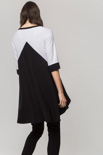 Blusa ALBA CONDE Oversize Bicolor 2302-600-10