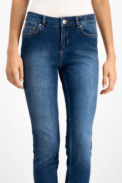 Jeans TWINSET Straight Bajo Strass 192MP2194