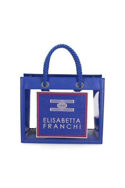Bolso ELISABETTA FRANCHI Aplicaciones PVC BS30A01E2