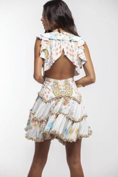Vestido MASAVI Vuelo Pasley 2005