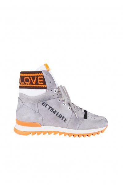 Sneakers GUTS & LOVE Vintage Neon