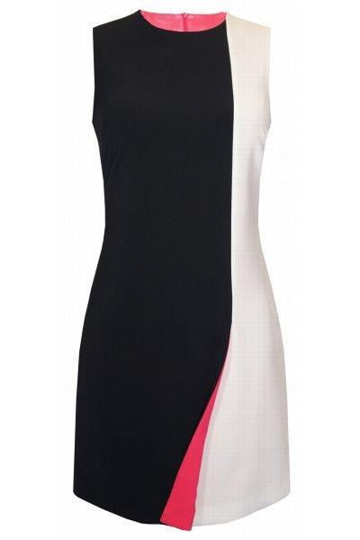 Vestido ARGGIDO Tricolor Sisa 43655