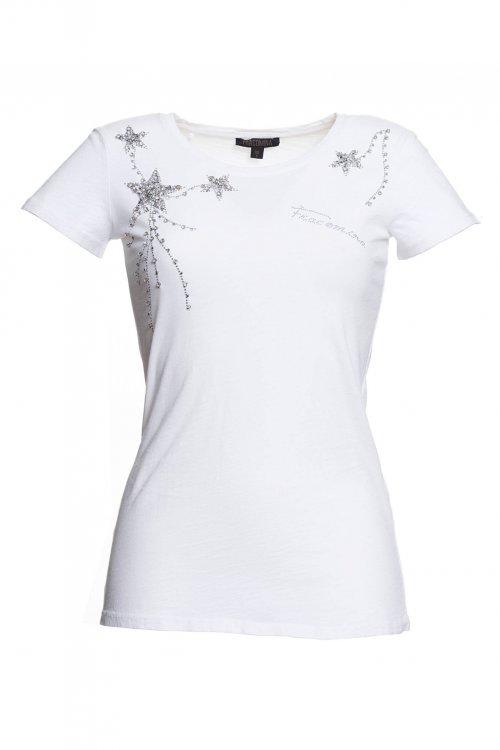 Camiseta FRACOMINA Estrellas Joya FR20SM301