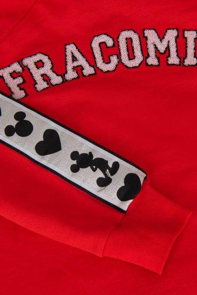 Sudadera FRACOMINA Cremallera Disney FR20SF908