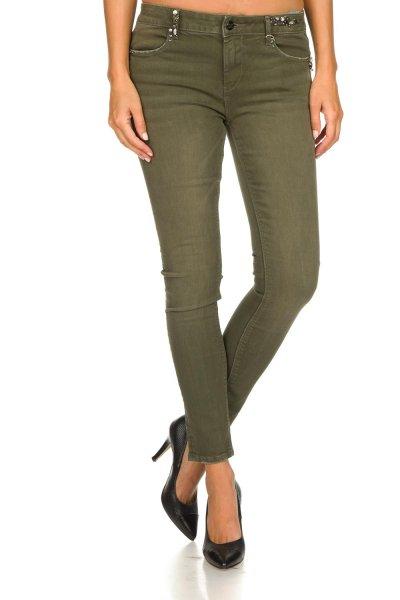 Jeans FRACOMINA Militar FR19FPJKATY3