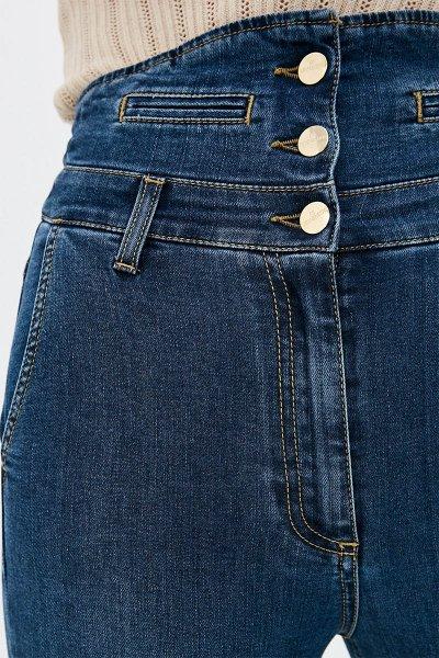 Jeans RINASCIMENTO Tiro Alto Botones CFC0096735003