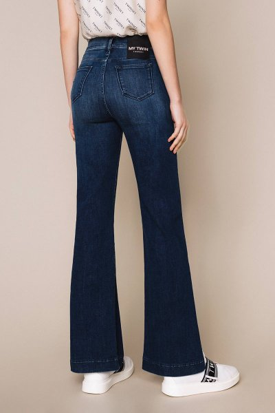 Jeans TWINSET Bell Bottom 201MT2345