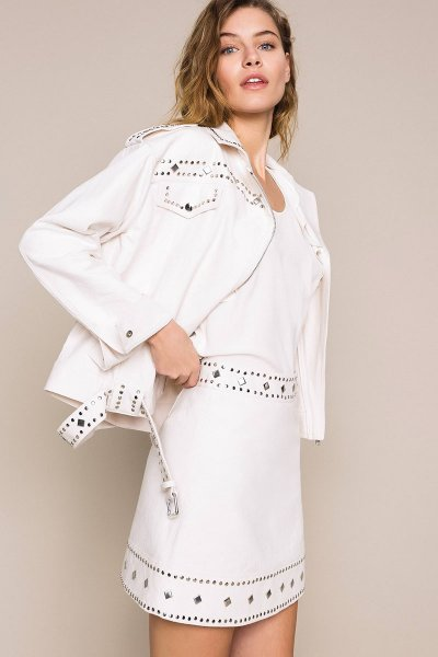 Minifalda TWINSET Tachuelas 201TT2021