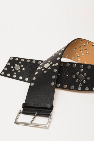 Cinturón TWINSET Ancho Tachas 201TO5342